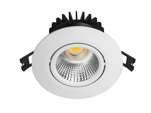 8W Rotatable LED Downlight